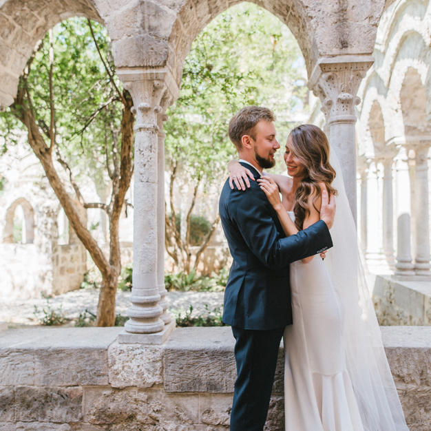 Intimate Wedding in Sicily
