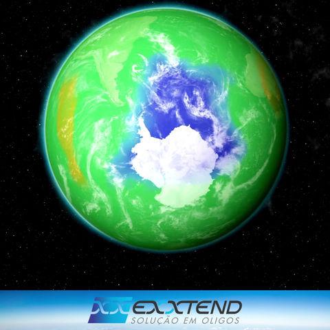 Maior buraco registrado na camada de ozônio do Ártico se fecha