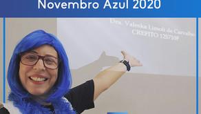 Palestra Novembro Azul 💙