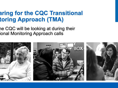 Have you heard about the Transitional Monitoring Approach?