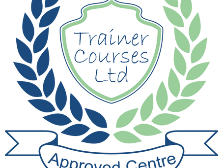 BIG NEWS - WE HAVE BEEN AWARDED APPROVED CENTRE STATUS