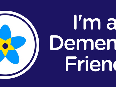 Discover Dementia and become a Dementia Friend Today!