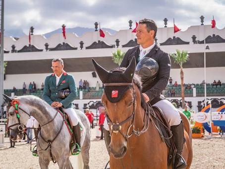 Olivier Perreau et Nicolas Deseuzes performants sur le Morocco Tour