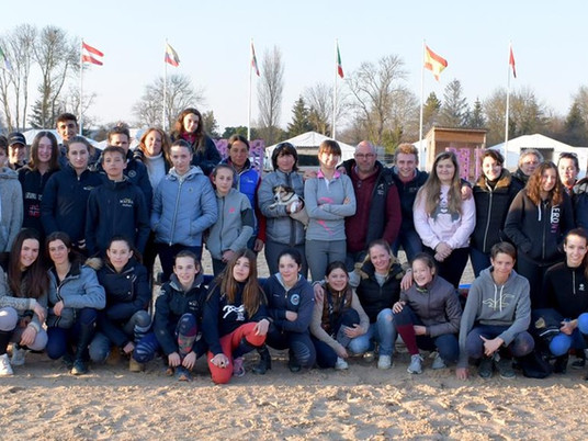 Stage Détection Jeunes Espoirs CSO et dressage Parc du Cheval | 25-26 février 2019