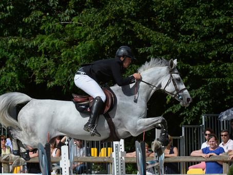 Les cavaliers d'Auvergne Rhône-Alpes en vedette dans quatre disciplines