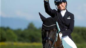 CDI Jiva Hill Stables : Les championnes olympiques présentes, nos régionaux en pleine forme !