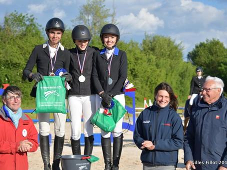 Retour sur le Championnat Interdépartemental CSO Club & Poney à Chazey-sur-Ain (01)