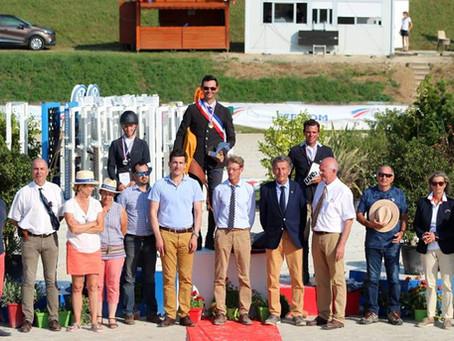 Deux titres pour le hunter régional aux championnats de France