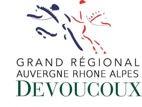 Devoucoux parraine le Grand Régional concours complet Auvergne-Rhône-Alpes