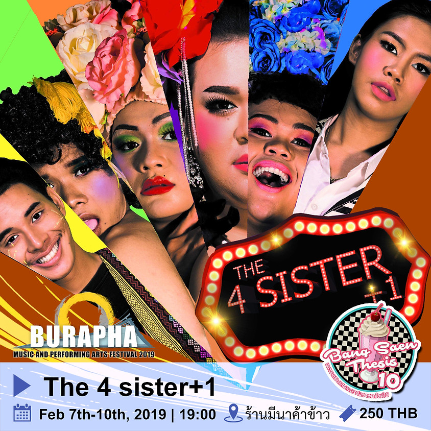 The 4 Sister + 1