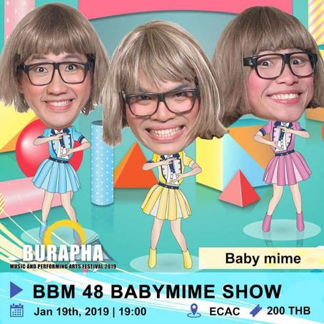 BBM48 BABYMIME SHOW