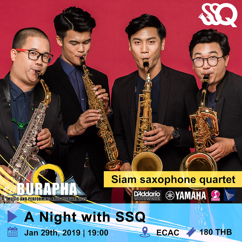 A Night with SSQ