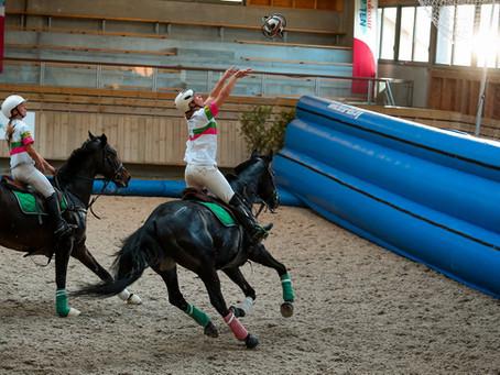Horse-ball :  Les Pro bien partis dans les championnats !