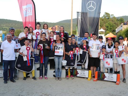 Finale de la CAÏDS CUP 2018 au Haras de Bressac