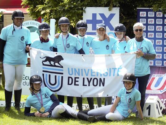 Championnat de France Universitaire à Rennes Bourgbarré