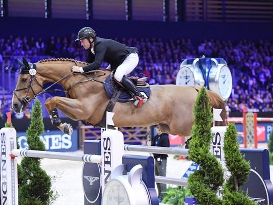 Trois cavaliers régionaux dans le Groupe 2 Equipe de France
