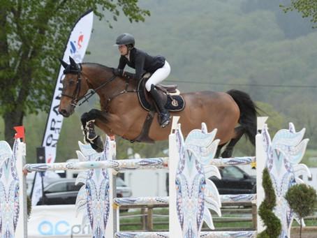 Les cavaliers régionaux dominent le Grand National CSO AC Print de Cluny