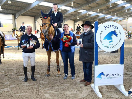 Winter Tour by Horse Events