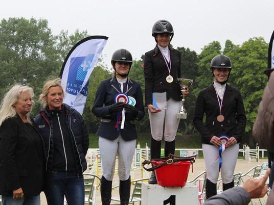 Championnat de France Universitaires d'Equitation | 4 au 6 juin 2018
