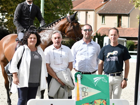 National Style Equitation Vichy | 22-23 septembre 2018