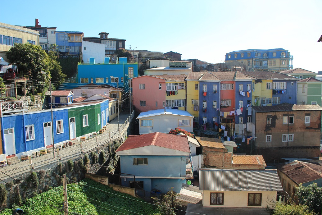 Valparaiso Unesco World Heritage