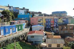 Valparaiso Unesco World Heritage