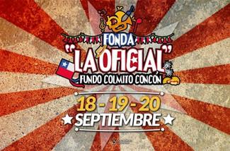 Fiestas Patrias en Concón