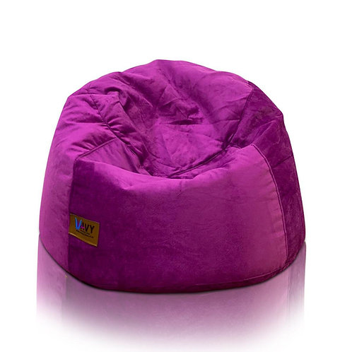 Purple velvet Medium