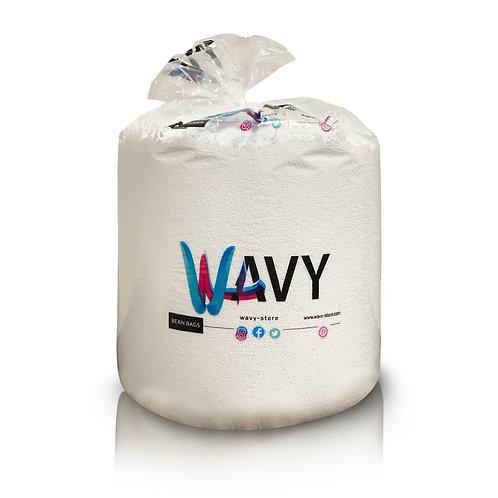 Styrofoam for refilling