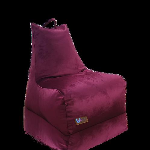 Gaming, Purple velvet