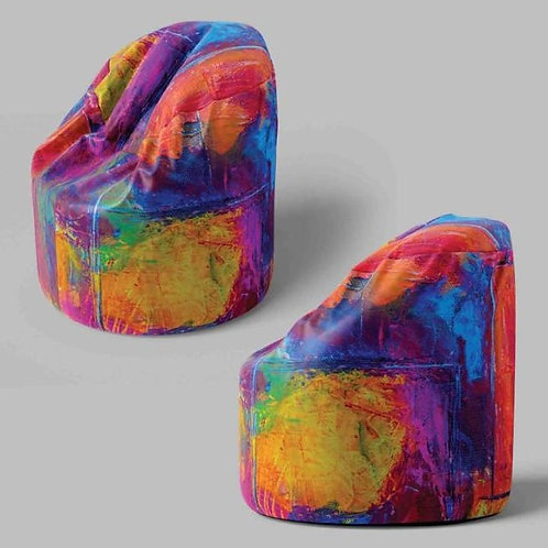 Rainbow Leather