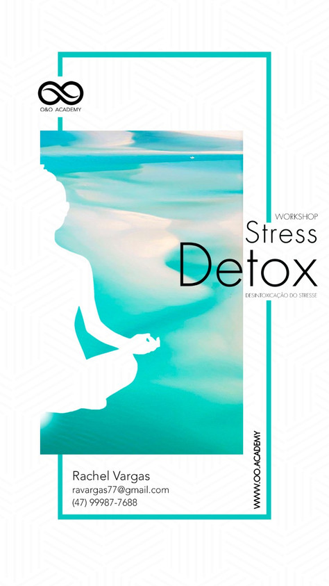 "Workshop ""Stress Detox"" - 6 e 7.abril"