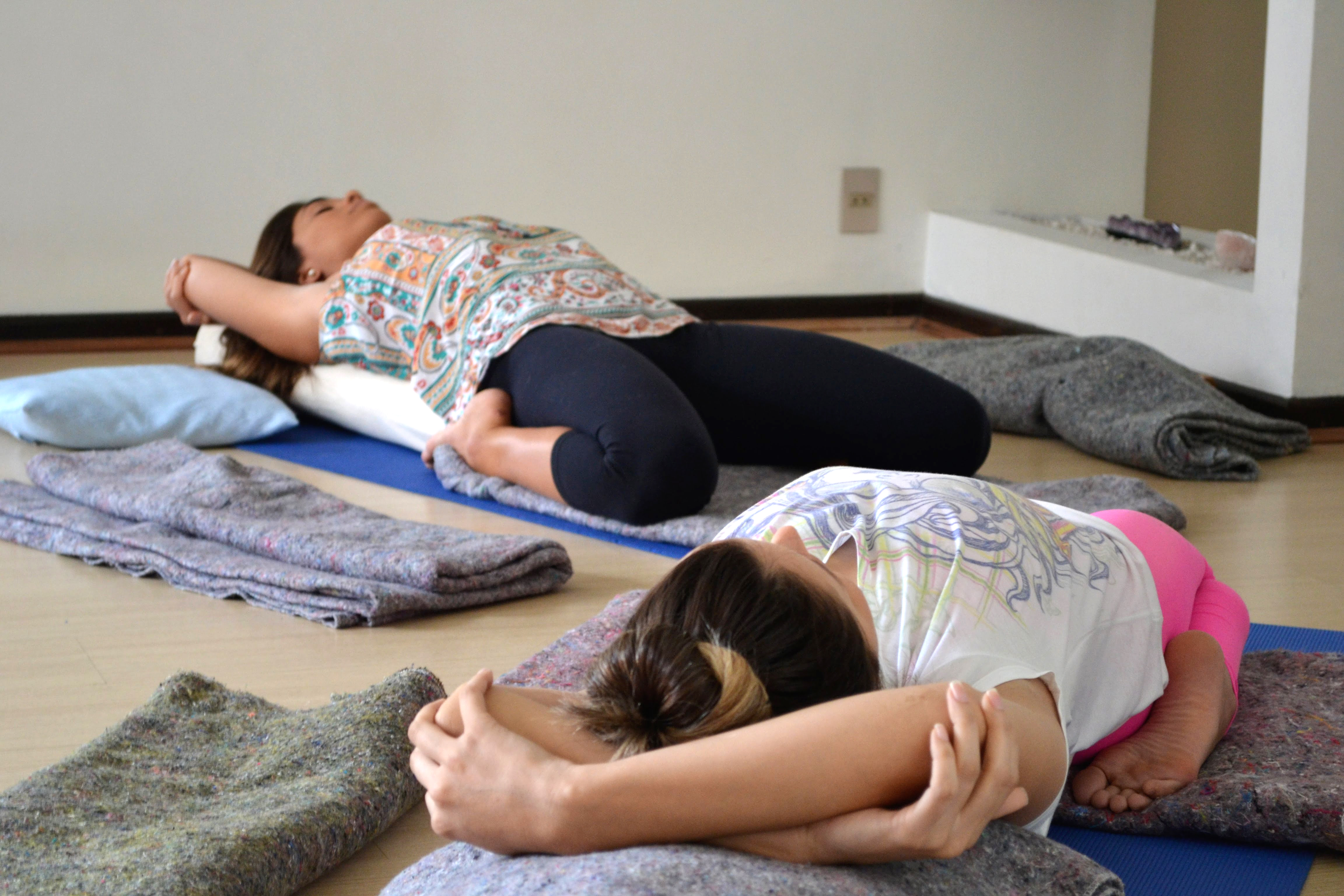 Yoga para mulheres e seus ciclos