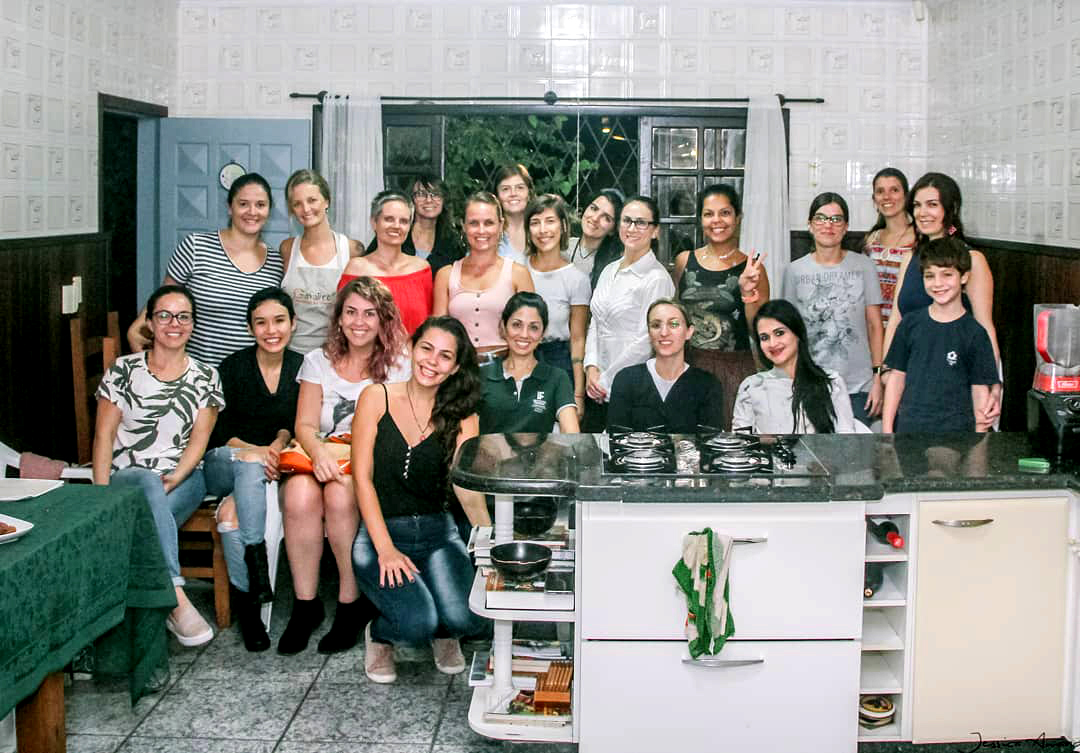 Workshop de sobremesas veganas