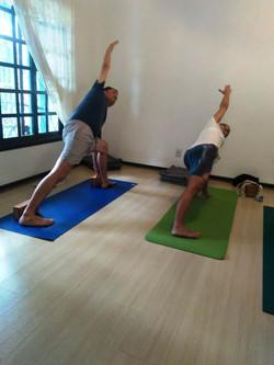 Workshop Iyengar Yoga 2/11/18