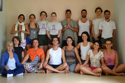 Workshop de Iyengar Yoga