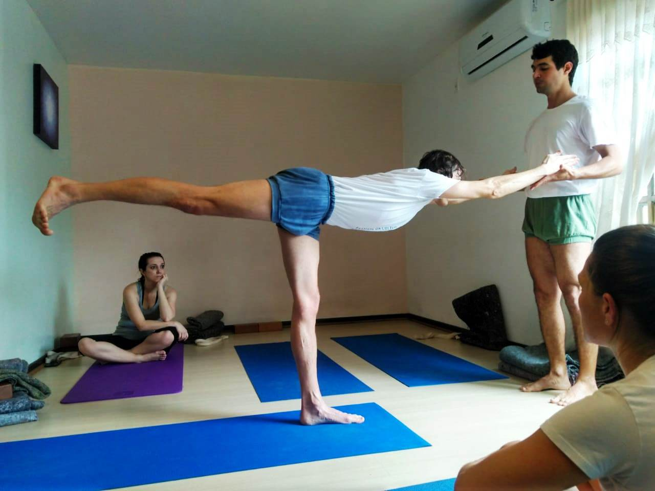 Workshop Iyengar Yoga 2/11/18