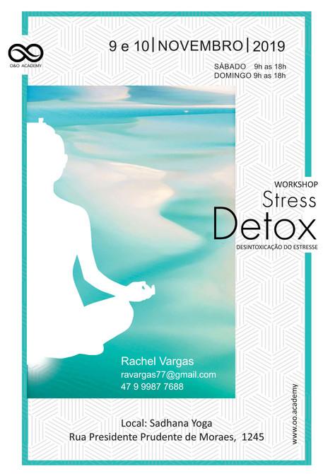 Workshop Stress Detox_9 e 10.novembro