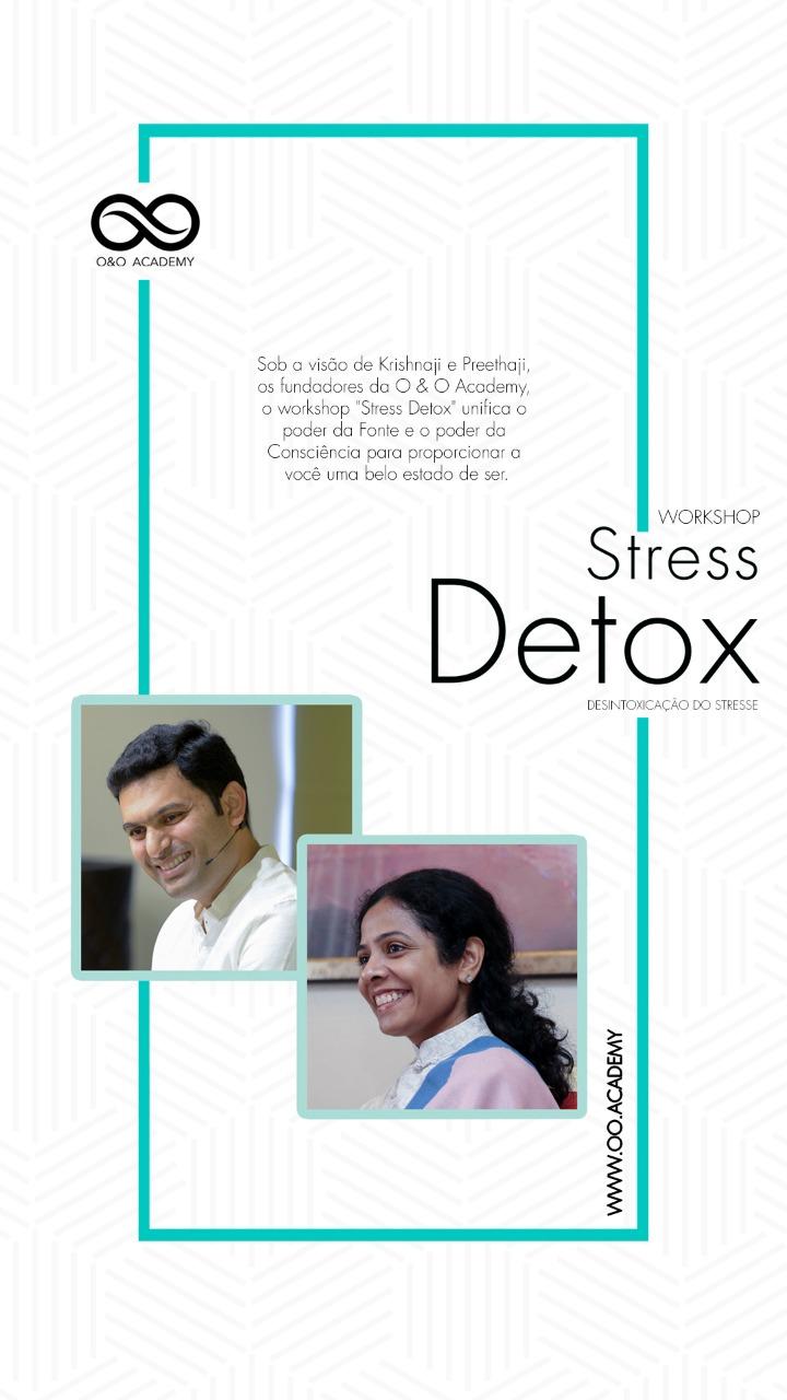 Stress Detox com Rachel Vargas