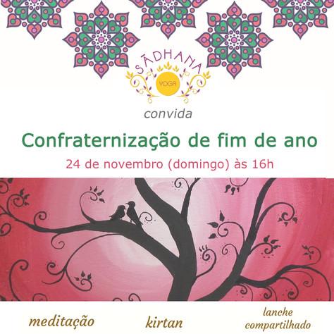 Confraternização de fim de ano_24.novembro