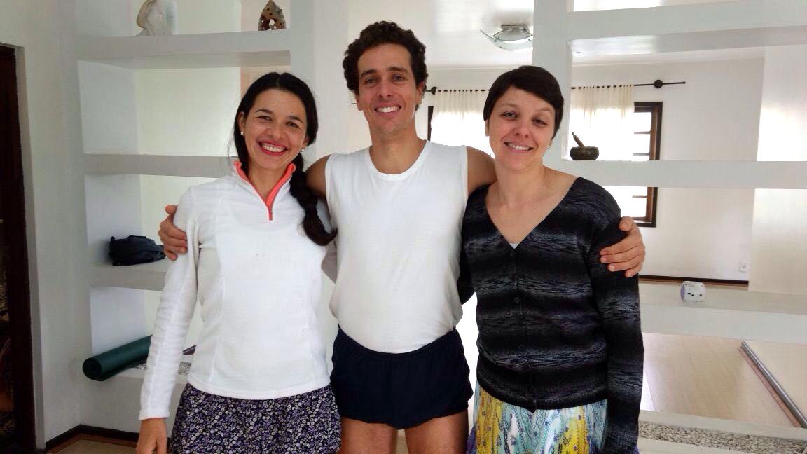 Workshop Iyengar Yoga - junho/2017