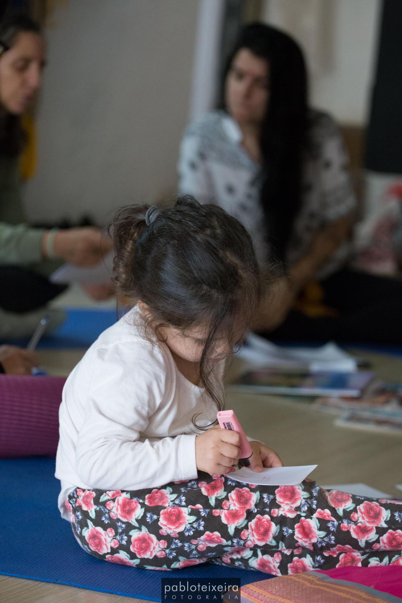Workshop sobre Yoga Criança