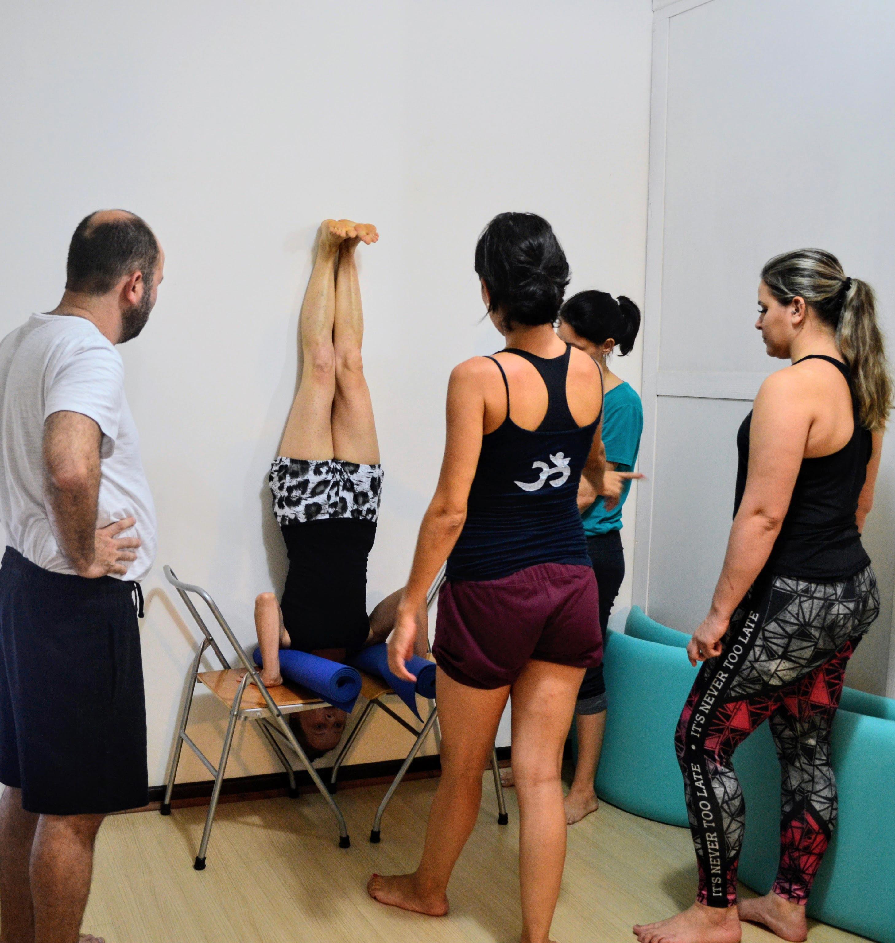 Workshop em Invertidas - maio/2018