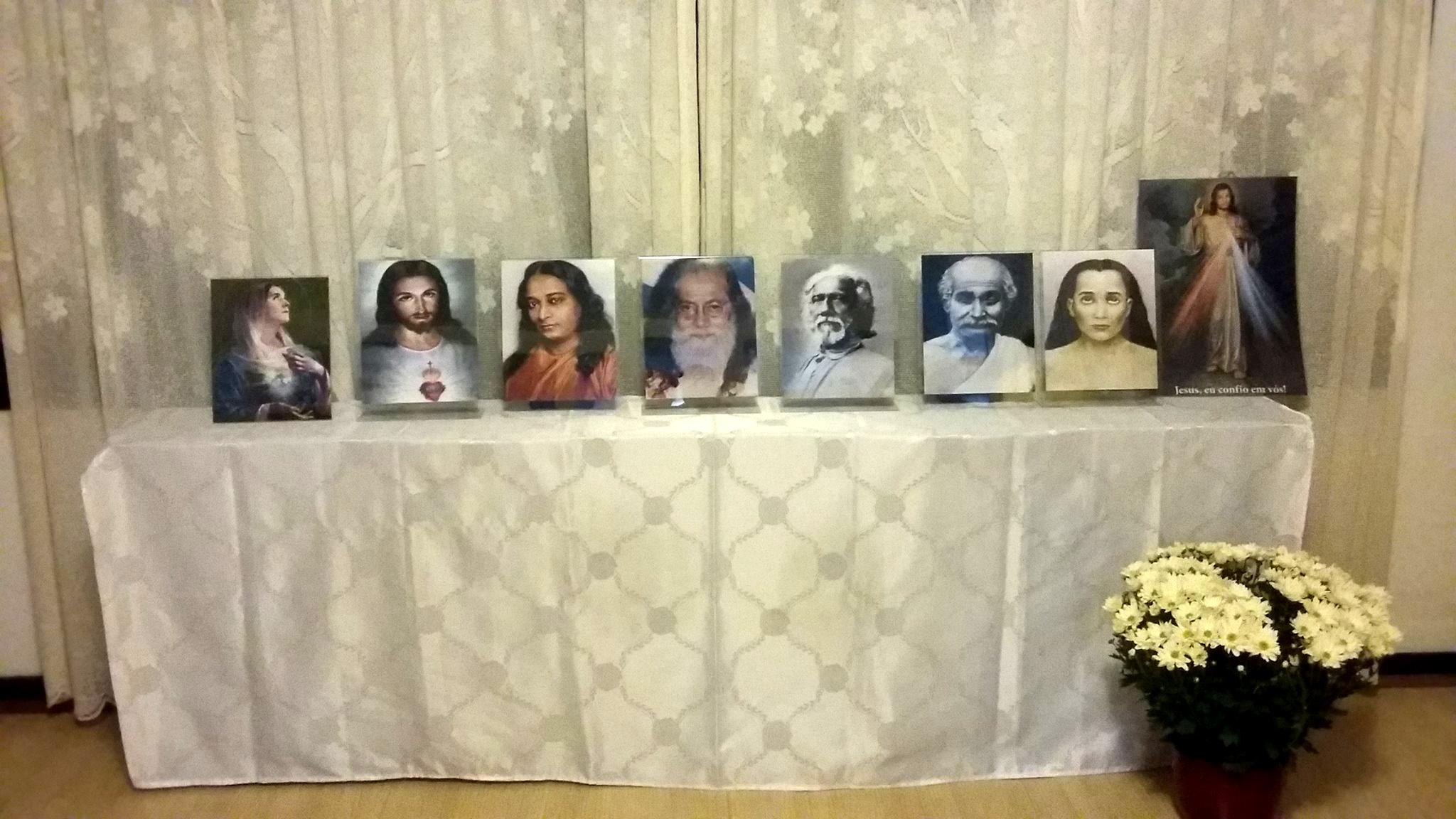 Palestra Kriya Yoga - 28/2/18