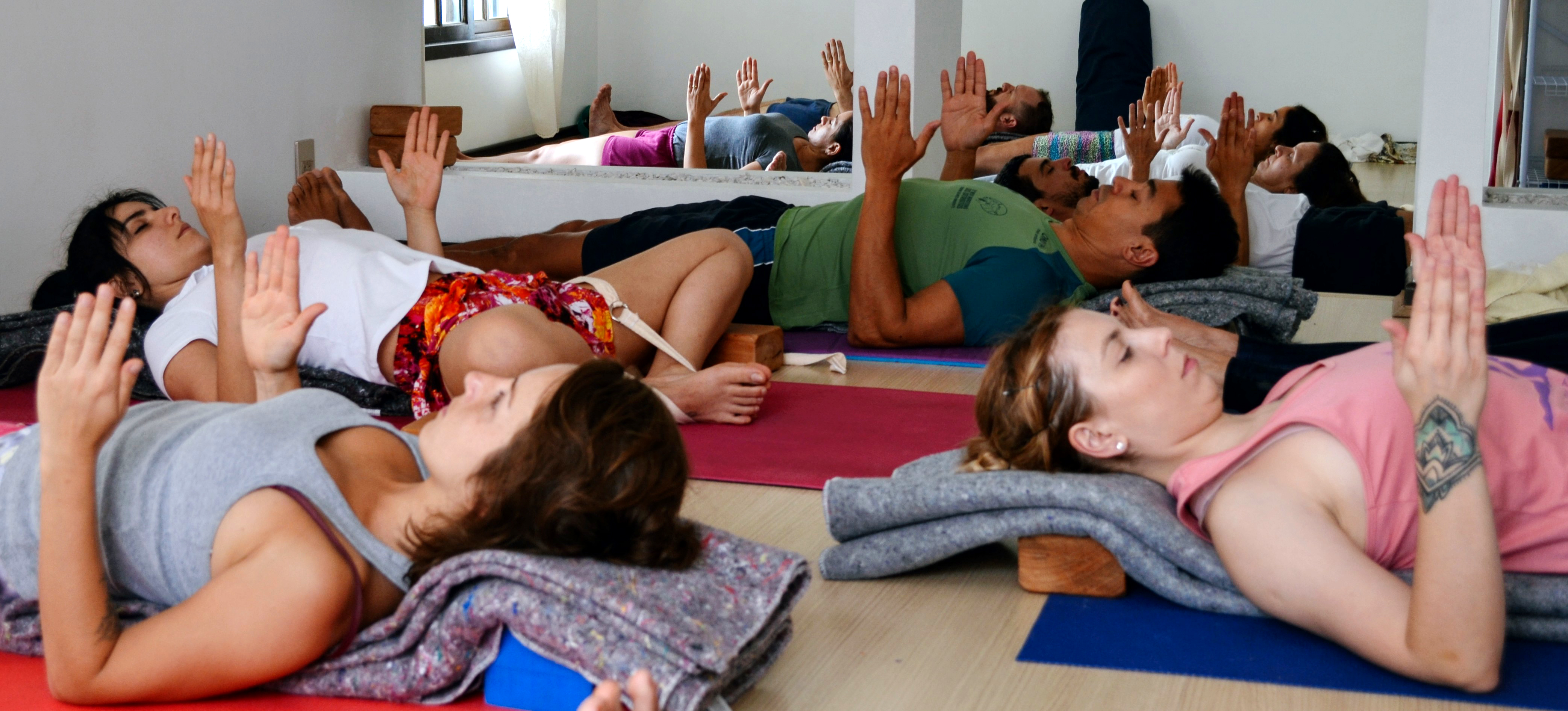 Workshop de Iyengar Yoga