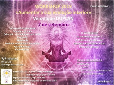 Workshop e atendimentos com Véronique Duplan_setembro