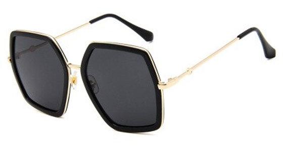 Square Luxury Sun Glasses