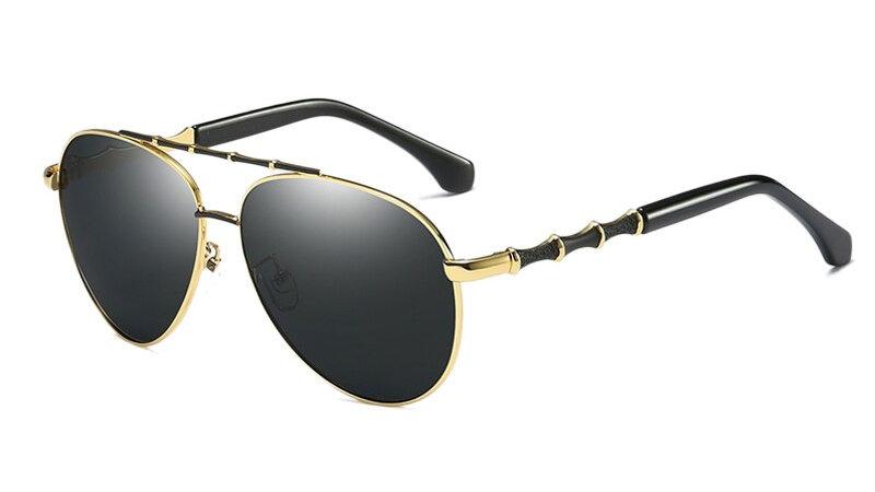 Polorized Sunglasses Men Luxury Brand Vintage Glasses New  UV400