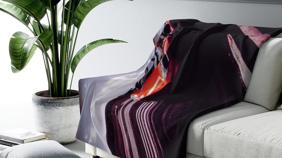 McLaren Sherpa Fleece Blanket