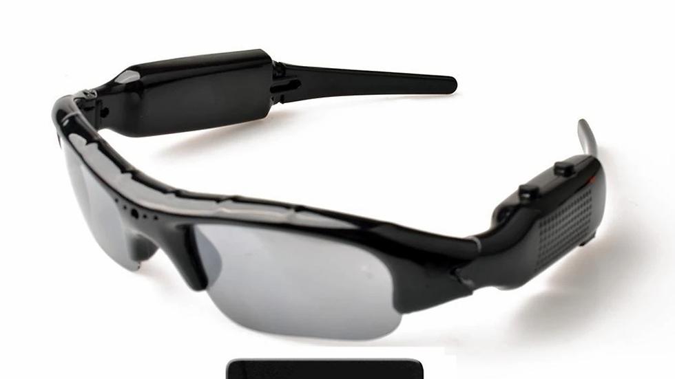 Lightdow Mini Sun Glasses Eyewear Digital Video Recorder DVR